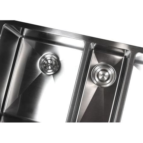 42 Kitchen Sink 42 Inch 16 Stainless Steel Undermount Zero Radius Bowl Kitchen Sink