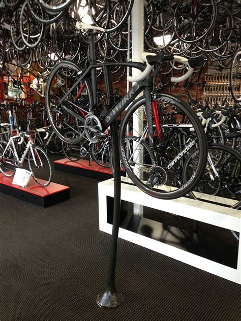 Bike Rack For Carbon Frame by Can T Get Enough Carbon Why Not A Carbon Fiber Pedestal