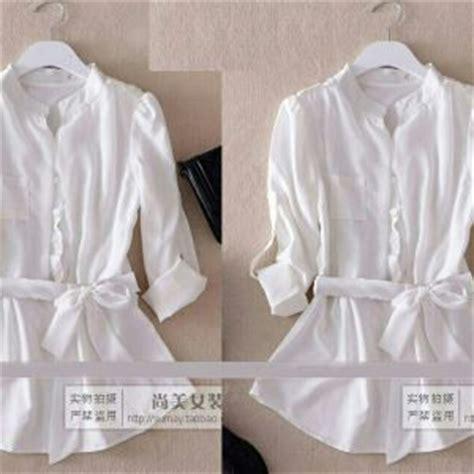 Baju Hem Panjang Wanita model baju gamis denim gamis murni