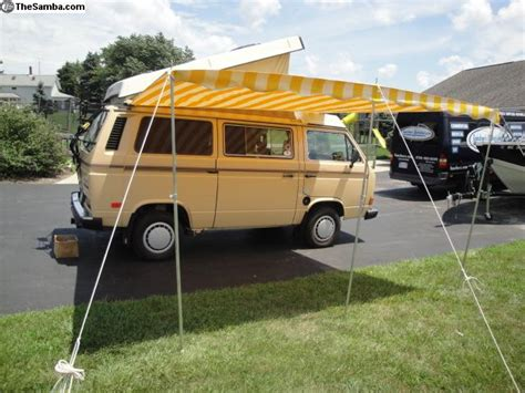 westfalia awning thesamba com vw classifieds awning for westfalia westy vanagon only