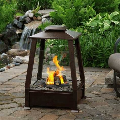 spice up your patio with an outdoor fireplace design