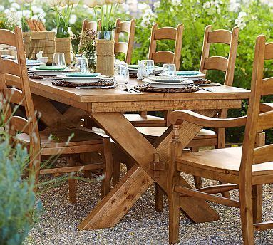 Pottery Barn Toscana Dining Table Toscana Extending Rectangular Dining Table Potterybarn Rb Kitchen Pinterest Vases Chairs