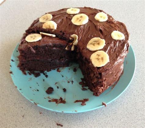 best chocolate banana cake recipe chocolate banana cake recipe food