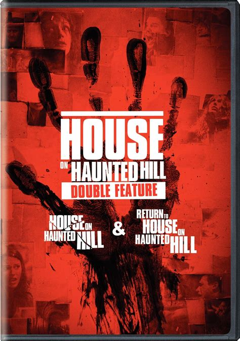 return to the house on haunted hill house on haunted hill dvd release date april 18 2000