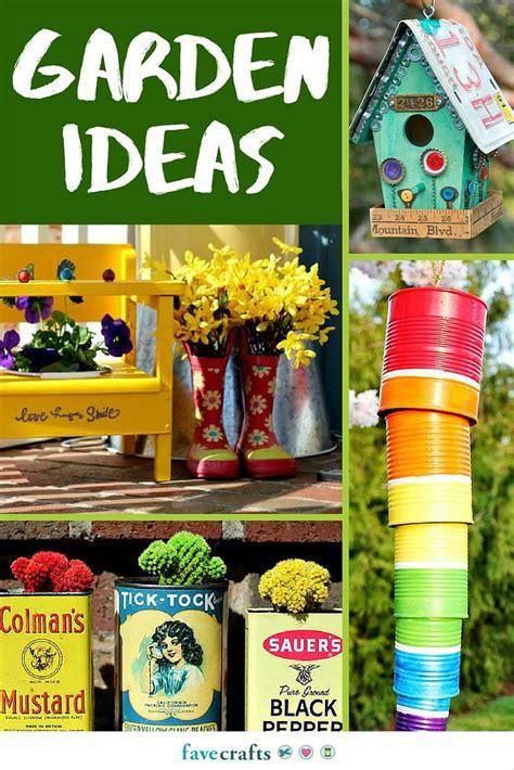 craft   diy garden ideas favecraftscom