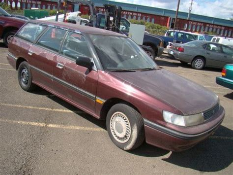 auto air conditioning repair 1992 subaru legacy electronic toll collection find used 1992 subaru legacy 4wd in salem oregon united states