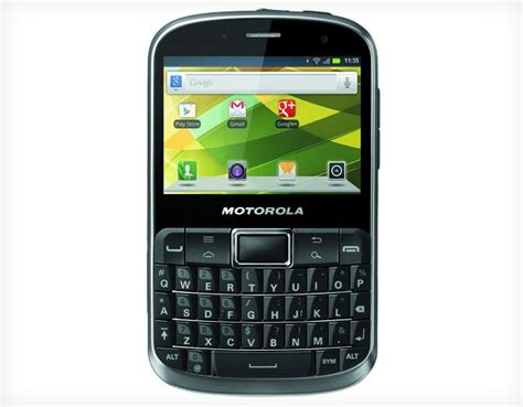 android phone with keyboard motorola defy pro ruggedized smartphone with portrait keyboard