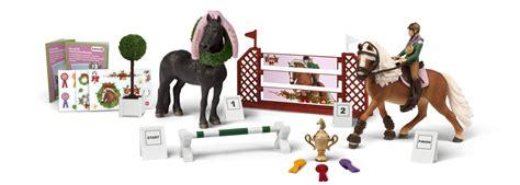 U De M Calendrier 2015 Schleich Adventskalender Pferde 2015