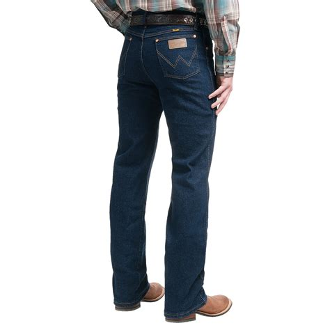 Homesense Home Decor by Wrangler Classic Cowboy Cut 174 Jeans For Men Save 60