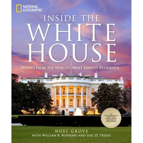 books about the white house inside the white house national geographic store