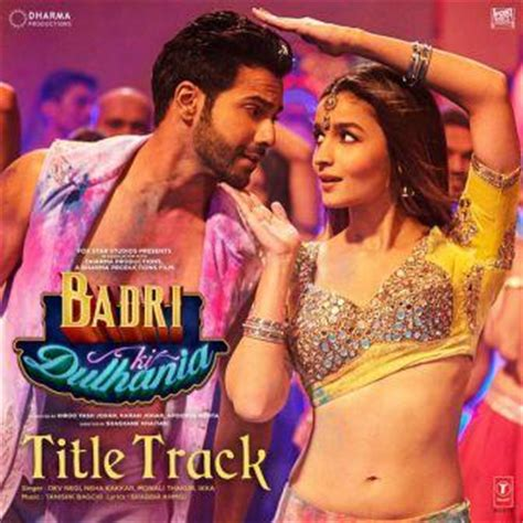 film 2017 song download badrinath ki dulhania 2017 mp3 songs free download