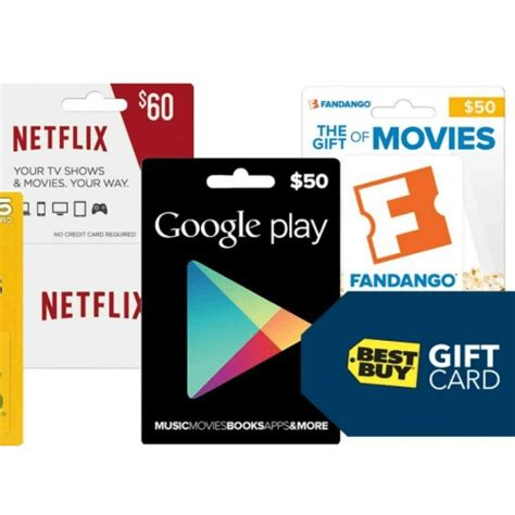 Netflix Gift Cards Best Buy - free 5 best buy gift card w 50 entertainment gift card purchase chili s netflix