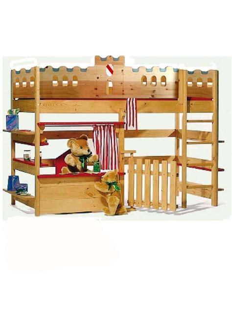 Kinderbett Hoch by Spielbett Quot Palazzo 1 Quot Kinder Hochbett Kinderbett