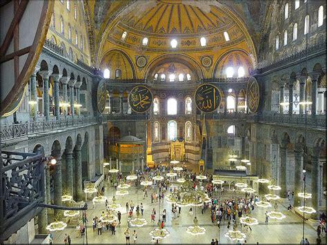 cupola di santa sofia santa sofia istanbul turchia it org wiki