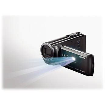 Handycam Sony Projector Pj380 sony pj540 replacement for sony hdr pj380 b h photo