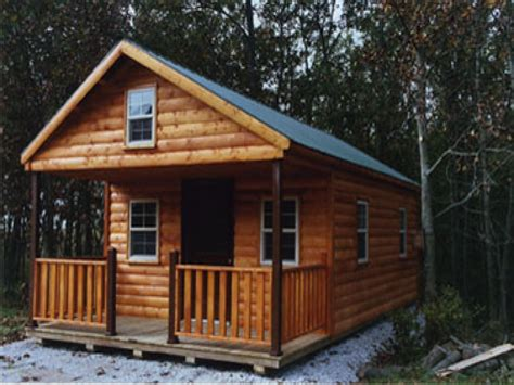 Small Log Homes Small Log Cabin Cottages Tiny Cottage House Plan