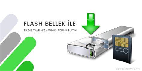 flash disk ile format flash bellek format arşivleri blog tasarımcının g 252 nl 252 ğ 252