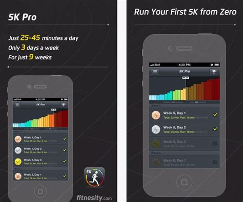 To 5k App Iphone by 7 Awesome 5k Trainer Apps For Iphone Iphoneness