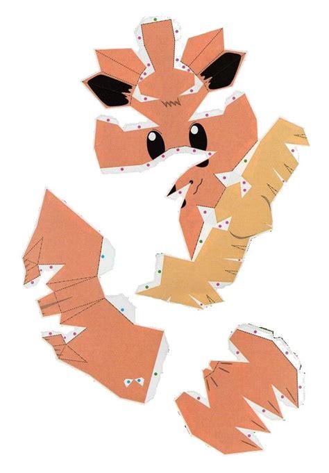 Eevee Origami - golden eevee images images