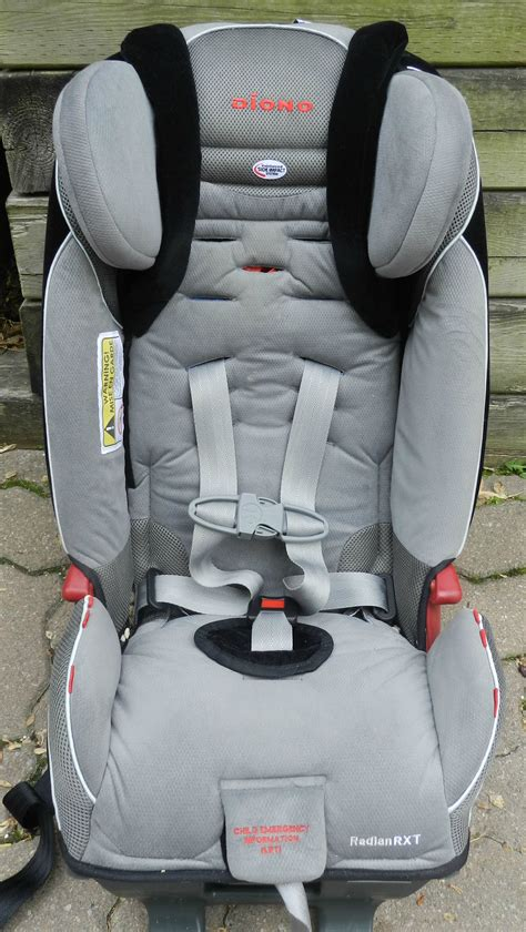 radian car seat installing our diono radian rxt car seat my so called