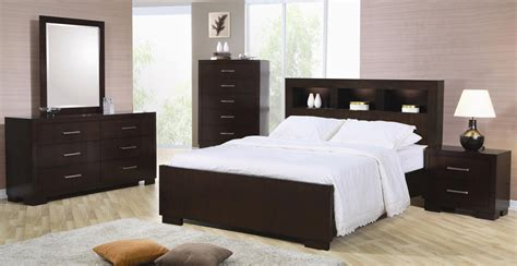 coaster jessica bookcase panel platform bedroom set 200719
