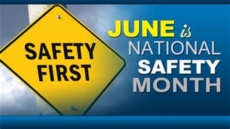 national safety month ottumwa regional health center