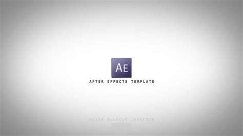 Starter V1 0 Logo Reveal Free After Effects Template Template After Effects Logo