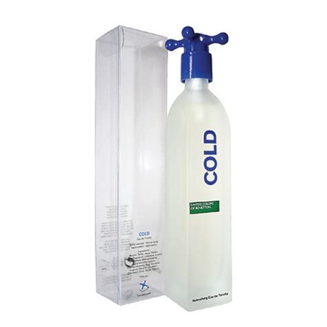 Benetton Cold For Edt 100ml Original perfume benetton cold edt 100ml caballero 100 original