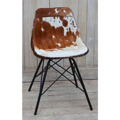 Cowhide Chair Australia - replica eames genuine cowhide upholstered chair buy