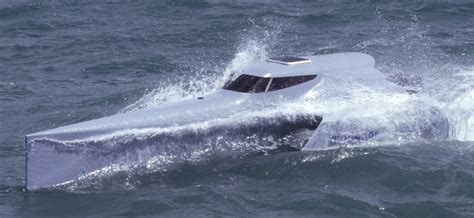 catamaran wave piercing design new craft with wave piercing hull design catsailor