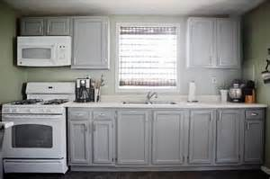 Painted Kitchen Cabinets White Painted Kitchen Cabinets With White Appliances Kitchen Crafters
