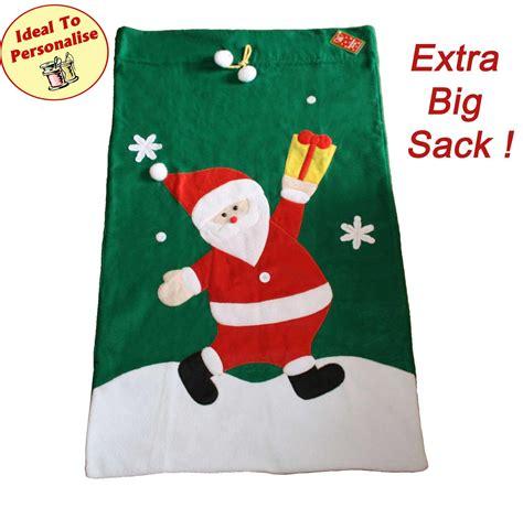 extra large santa sack baby bow