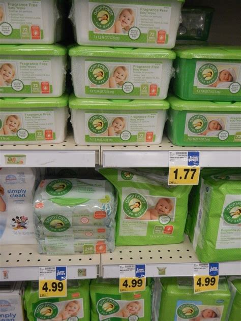 comforts baby wipes fred meyer friends family pass unadvertised deals