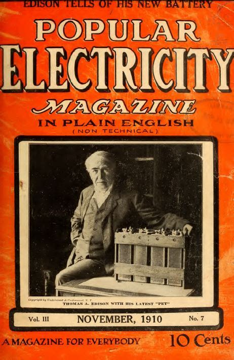 popular electricity magazine  vintage issues     dvd ca