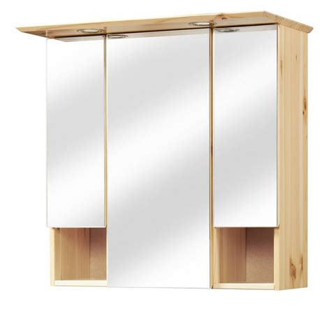 spiegelschrank mit regal spiegelschrank 187 r 252 171 landhaus breite 63 cm otto