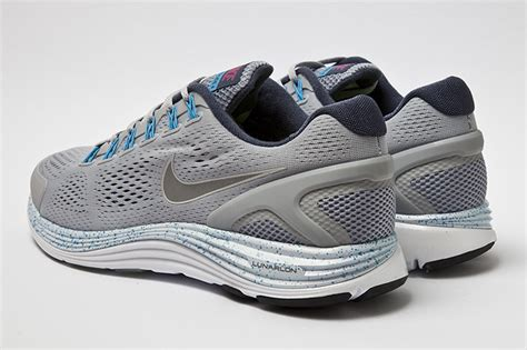 Nike Lunarglide Made In 3 nike lunarglide 4 wolf grey fireberry sole collector