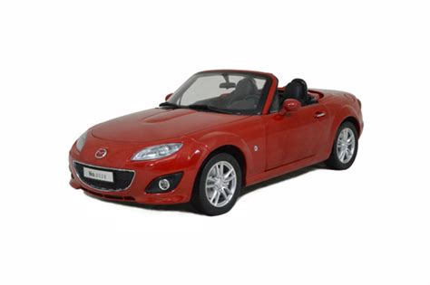 mazda car old model mazda mx 5 2012 red 1 18 scale diecast model car paudi