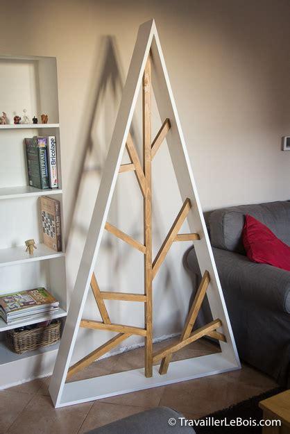 Sapin En Bois Design by Un Sapin De No 235 L Design En Bois Travaillerlebois