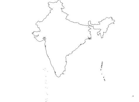 imagenes satelitales para colorear mapa de la india para colorear