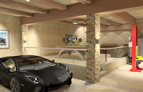 luxury garage revitcity com image gallery luxury garage