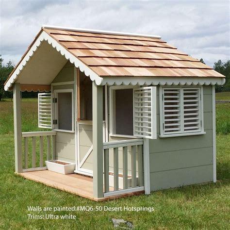 backyard playhouse kits best 25 playhouse kits ideas on pinterest