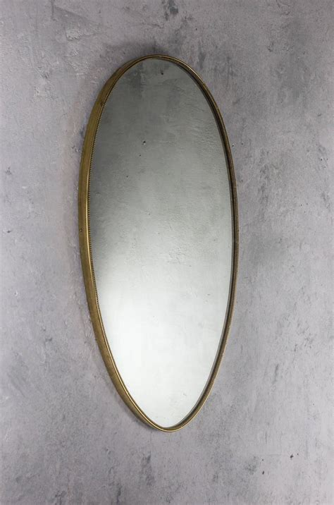 quatrefoil shaped modern italian mirror at 1stdibs egg shaped modern italian mirror at 1stdibs