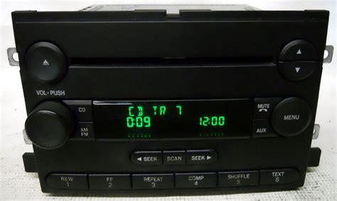 ford   truck   factory stereo amfm cd player radio ltcad