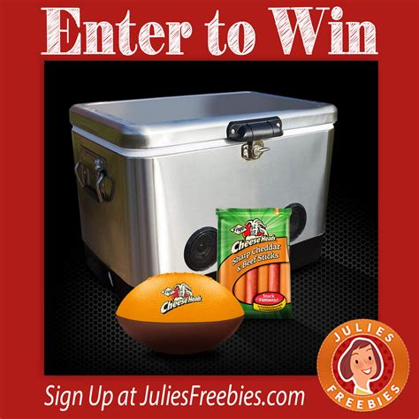 Frigo Cheese Sweepstakes - frigo cheese heads fans favorite matchup sweepstakes julie s freebies