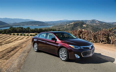 2013 Toyota Avalon Xle 2013 Toyota Avalon Limited Test Photo Gallery