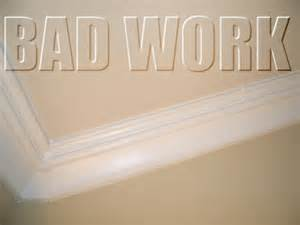 Menards Chair Rail - san diego molding bad work gallery