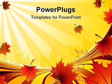 Autumn Powerpoint Templates Free Images Free Fall Powerpoint Templates