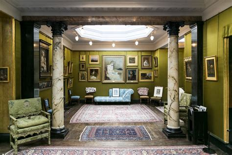 the silks room leighton house museum s sumptuous palace of