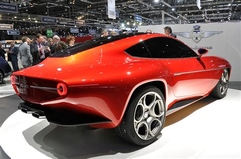 alfa disco volante for sale touring superleggera disco volante concept looks alfa