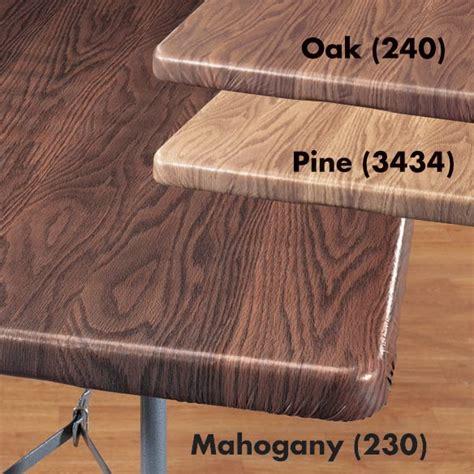 elasticized table cover rectangle wood grain elasticized table cover wood table cover